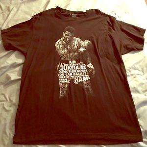 Muhammad Ali shirt